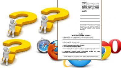 Реєстрація виробничих потужностей