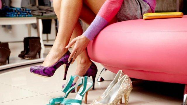 Особливості продажу взуття f3a6370375bbc