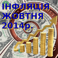 Індекс споживчих цін у вересні 2014 року
