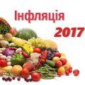 Індекс інфляції 2017